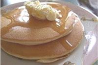 ミニホットケーキ(アイスのせ)
